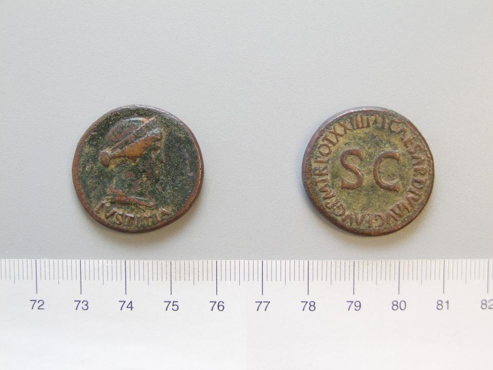 dupondius-22-iustitia