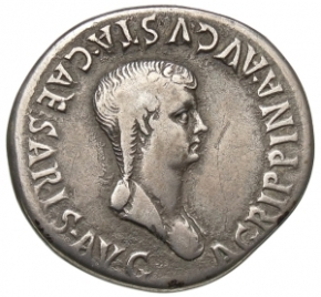 Agrippina Claudius Coin