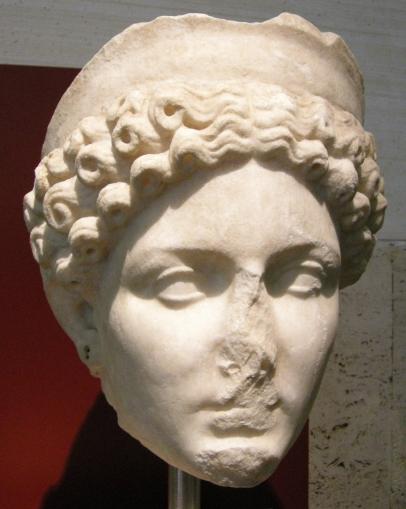 claudia_ottavia National Museum Rome