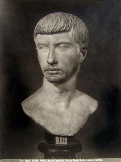 Brogi,_Carlo_(1850) Brutus_Roma_-_Museo_Capitolino