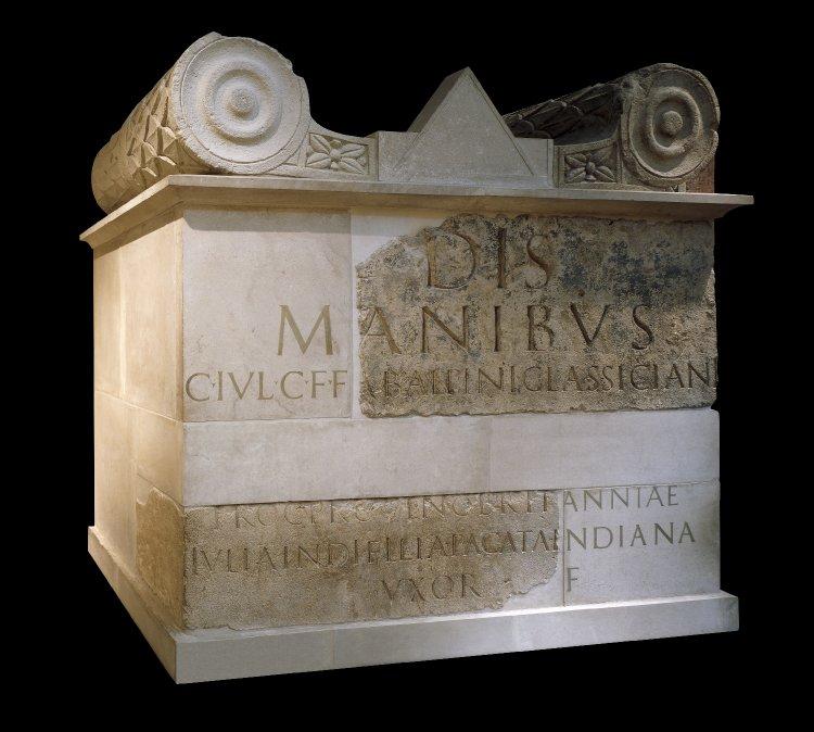 Classicianus Tomb