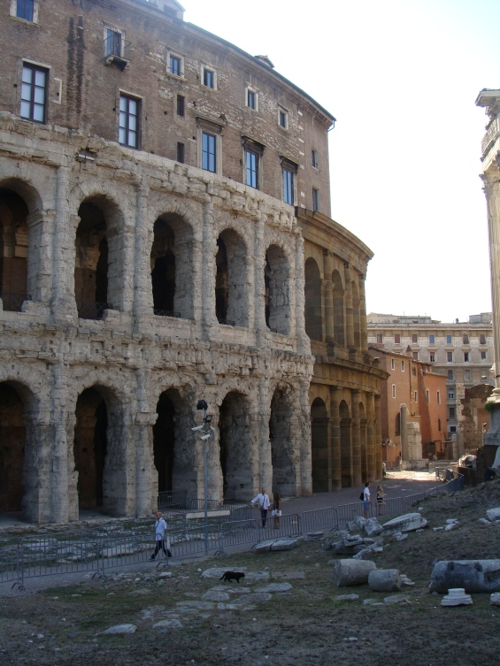Theatre of Marcellus Alston