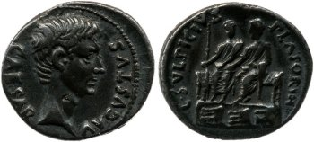 Augustus Agrippa Coin 13