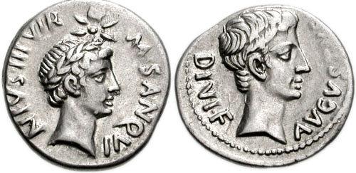 Augustus Divi F