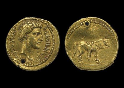 Quintus Labienus Aureus BM