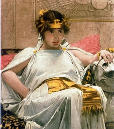cleopatra 1880 Waterhouse