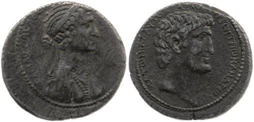 Cleopatra & Antony BM