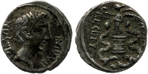 Augustus Asia Recepta