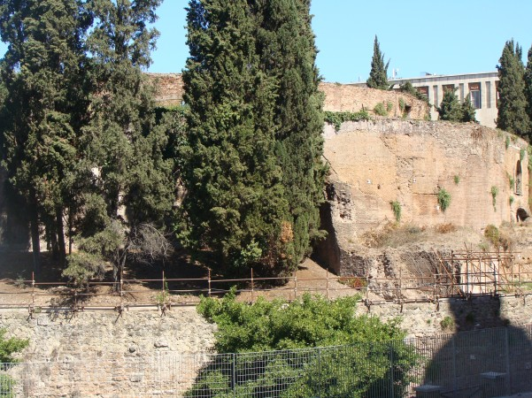 mausoleum of Augustus Alston