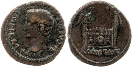Ara Tres Galliae Roma et Augusta