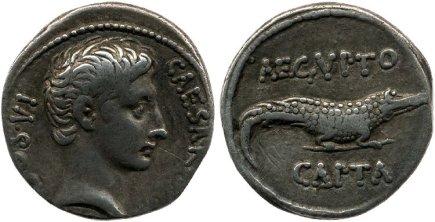 Augustus Aegypta Capta BM