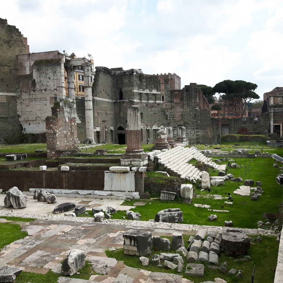 Forum of Augustus Alston