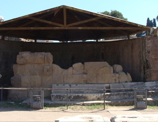 temple of julius caesar alston